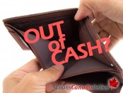 out-of-cash